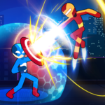 Stickman Fighter Infinity Super Action Heroes  (Mod) 1.1.9