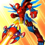 Thunder Fighter Superhero: Strikers Shoot 'Em Up  (Mod)