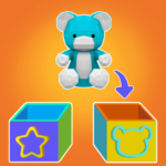 Toy sort 3D: How to be a dutiful kid?  (Mod)