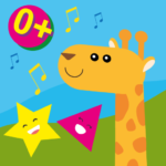 Animals first words, game for toddlers from 1 year  1.6.3 (Mod)
