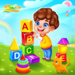 Baby Learning Games -for Toddlers & Preschool Kids  (Mod)