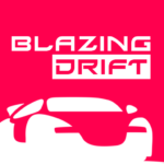 Blazing Drift : Drift and Police Car Chase Game  (Mod)