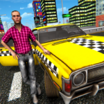 Extreme Taxi Driving Simulator – Cab Game  (Mod)