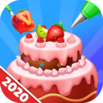 Food Diary: New Games 2020 & Girls Cooking games  (Mod)