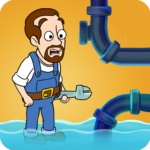 Home Pipe: Water Puzzle  3.0 (Mod)