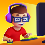 Idle Streamer Tuber game. Get followers tycoon  1.9 (Mod)