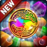 Jewel ocean world: Match-3 puzzle  1.1.0 MOD + APK