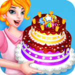 My Bakery Shop: Cake Cooking Games  (Mod)