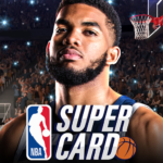 NBA SuperCard – Play a Basketball Card Battle Game  (Mod)
