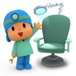 Pocoyo Dentist Care: Doctor Adventure Simulator  (Mod)