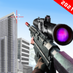 Real Sniper 3D FPS Shooting Game: New Sniper Games  (Mod)