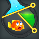 Save the Fish – Pull the Pin Game  (Mod) 11.1