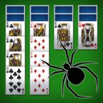Spider Solitaire King (Mod)