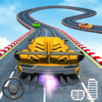 Superhero Car Stunts – Racing Car Games  (Mod) 1.0.12