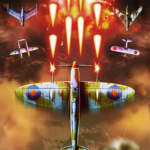 Top Fighter WWII airplane Shooter  30 (Mod)