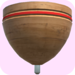 Traditional Spinning Top – 3D  (Mod)
