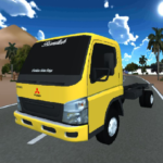 Truck Oleng Canter Simulator (Indonesia)  (Mod) 1.3