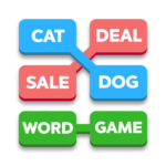 Word to Word: Fun Brain Games, Offline Puzzle Game  (Mod)