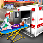 Ambulance Doctor Hospital – Rescue Game  (Mod)