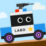 Brick Car 2 Game for Kids: Build Truck, Tank & Bus  (Mod)