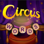 🎪Circus Words: Free Word Spelling Puzzle  (Mod)