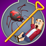 Freeze the Spider – Pull the Pin Game  (Mod)