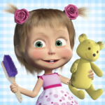 Masha and the Bear: House Cleaning Games for Girls  (Mod)