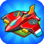 Merge Planes – Best Idle Relaxing Game  (Mod)