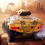 Metal Force: PvP Battle Cars and Tank Games Online  (Mod)