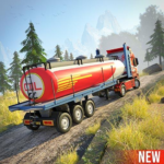 Offroad Oil Tanker Truck Simulator: Driving Games  (Mod)