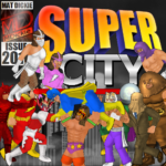 Super City (Superhero Sim)  (Mod)
