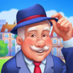 Town Blast: Restore & Decorate the Town! Puzzles  (Mod)
