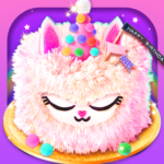 Unicorn Chef: Baking! Cooking Games for Girls  (Mod)