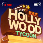 ldle Hollywood Tycoon  (Mod)