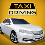 City Taxi Driving: Fun 3D Car Driver Simulator  (Mod)