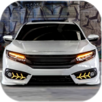 Civic Driving And Race  (Mod)