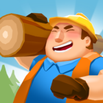 Idle Forest Lumber Inc: Timber Factory Tycoon  1.2.6 (Mod)