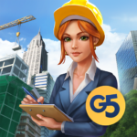 Mayor Match: Town Building Tycoon & Match-3 Puzzle  (Mod)