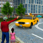 New Taxi Driving Games 2020 – Real Taxi Driver 3d (Mod)