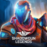 SHADOWGUN LEGENDS – FPS and PvP Multiplayer games (Mod)