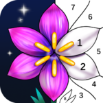 Coloring – color by number  (Mod)