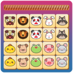 Connect animal classic puzzle  (Mod)