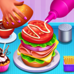 Cooking Square Food Street (Mod)