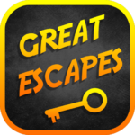 Great Escapes – Free To Play Room Escape Game 🗝🔎  (Mod)
