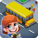 Idle High School Tycoon – Management Game  (Mod)