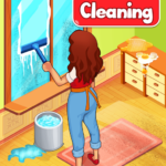 Big Home Cleanup and Wash : House Cleaning Game (Mod)