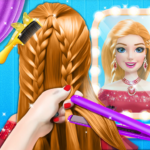 Braided Hairstyle Salon: Make Up And Dress Up  0.10 (Mod)