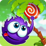 Catch the Candy: Red Holiday game! Lollipop Puzzle  (Mod)