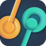 Color Rope Connect Puzzle Game  1.0.0.15 (Mod)