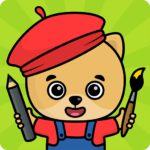 Coloring and drawing for kids  (Mod)